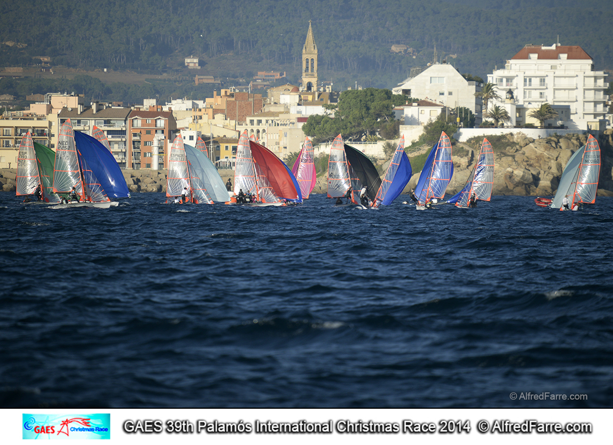 GAES 39th International Palamos Christmas Race 2014