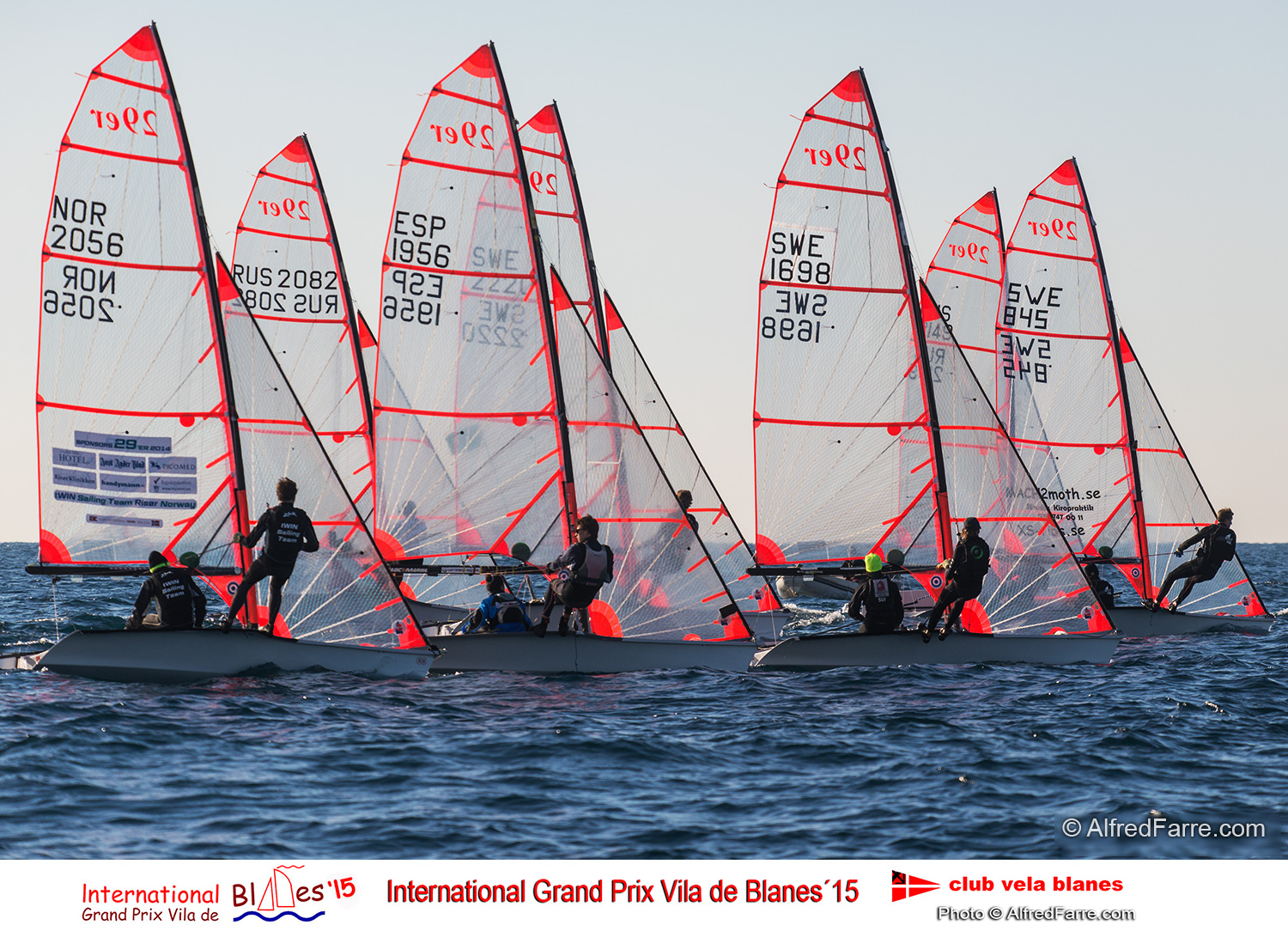 International Gran Prix Vila de Blanes 2015