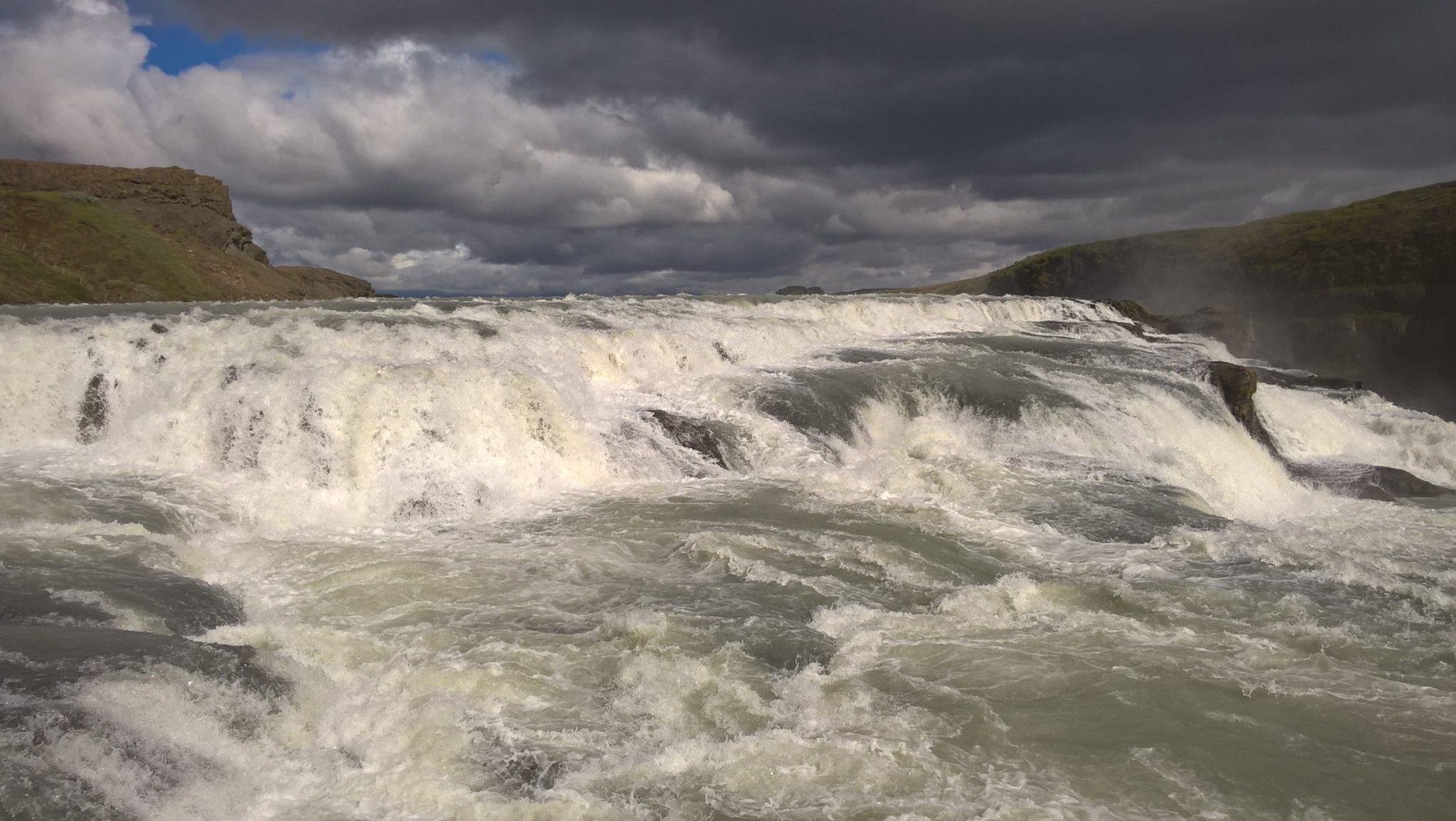 IJsland - Gulfoss