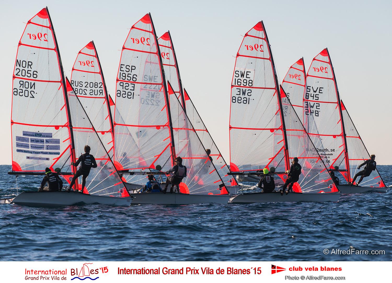 International Gran Prix Vila de Blanes 2015